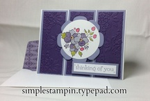 Retired Stampin' Up Sets