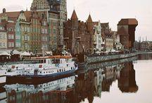 Gdańsk & morze