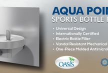 OASIS Banners / We're the recognized worldwide leader of bottled and pressure water coolers and provide point-of-use filtration equipment, drinking fountains, dehumidifiers and water pitcher systems to offices, schools, businesses, hospitals, municipal buildings and homes.