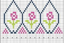 Charts / Free Charts for Chrochet (Tapestry/Filet/?), Crossstitching, Hamabeads, anything you like.