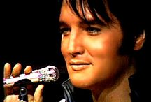 Elvis / The King / by Patricia