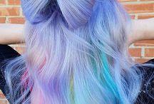 Hair dye ~Cute ☆