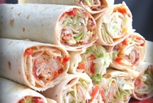 Food Love ~ Sandwiches & Wraps / by Julia Sava