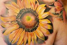 Tattoo'd Lifestyle Flower Tattoos
