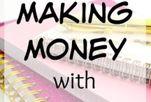 Make Money From Home / http://activemoneyaction.com/index.php?referid=sabrina55 Are you an at home mom and want to make extra money. Make anywhere from $2.00- $250 in your free time from the comfort of your couch in your pajamas. Just click the link above and start making money