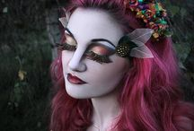 Costume and Makeup ideas