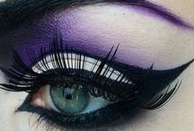 Ведьмы (Witch) / costumes, images, makeup, manicure, ideas