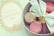 Laduree♕ & Macarons / by Nad.G☙