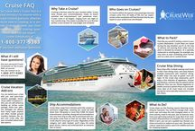 Cruise Trip Related FAQs and Answers by The Cruise Web [INFOGRAPHIC]