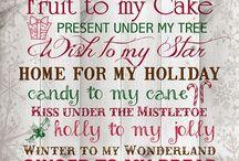 joulutoivotukset
