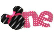 Mickey/Minnie Birthday / by Jeana Levin
