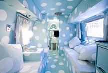 Palace caravane