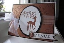 Stampin' Up! Lots of Cards / Various cards using Stampin' Up! products...no particular theme or product