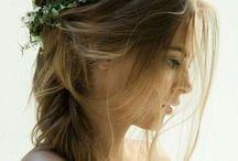 νυφικά μαλλιά