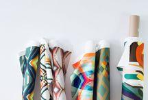 British fabrics + beautiful chairs