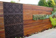 Outdoor | Fences, walls and screens