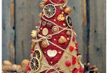 karácsonyfa kicsiben