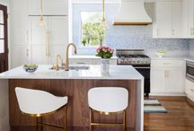 Kitchen HOT / A sleek new kitchen for an old copper miner's house / by Shawn Rathbun