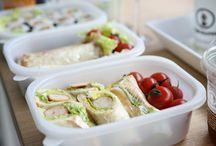Schnelles und gesundes Mittag