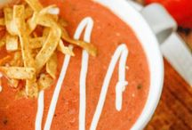 Soup Recipes / by Staci Vann Sullivan