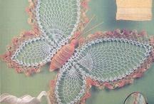 idéias para criar / croches / by Tania Maria Pinto Mello
