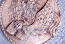 Bassorilievi in marmo - Basrelief in marble