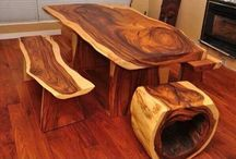 Woodworking / by Jessica Miller