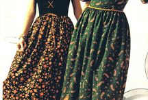70is Dirndl and dress