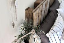Palette & caisse en bois