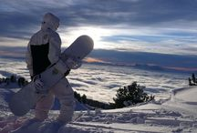 Snowboard Racks / storage, display and car racks for your snowboards and decks / by StoreYourBoard.com