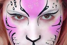 face painting / by Brandy Wilker