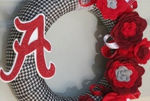 BAMA love / by Mandy Greene