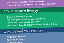 Pinterest Savvy / Pinterest tips and tricks for women in online business and mompreneurs