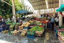 Markets of the World / Various Markets around the World