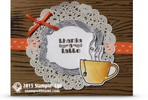 Stampin Up Paper Pumpkin Kit Projects / by Tami White Independent Stampin Up Demonstrator - stampwithtami.com