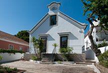 Chalet Carlota- Arq. de GI+ ZÉ DOROANA / Remodelação de um chalet na Vila De Carcavelos- Cascais