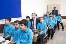 Pursaklar Medine İmam Hatip Orta Okul Ziyareti / Benim Okulum Benim Spor Kulübüm Projesi çerçevesinde Pursaklar Medine İmam Hatip Orta Okulu'nu ziyaret ettik.