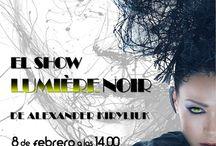 STS Beauty Barcelona / El show para la feria