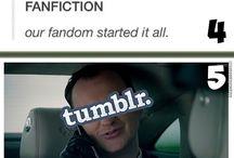 Sherlock, yes both of them