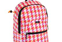 Back To School 2014 / We are highlighting some fun Scout pieces in our back to school sale.  Scout Backpacks (Big Draw), Storage Bins(Rump Roosts) and Laundry bags (Dirty Myrtle) are 25% OFF during the month of August.