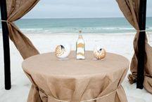 "A ""Beach Wedding Sand Ceremony"" / Big Day Weddings, Beach Weddings, Beach Sand Ceremonies, Sand Ceremonies, Alabama Beach Weddings, Gulf Coast Weddings, Gulf Shores Alabama, Orange Beach Alabama, Sand Ceremony Tables"