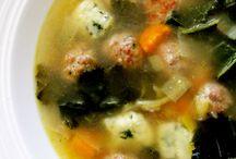 Soup, Stews & Stoups