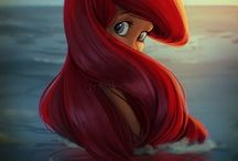 * Ariel Obsession * / by Amanda Carbone