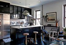 bachelor pad ideas - kitchen