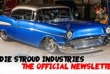 Bodie Stroud Industries Official Newsletter:) / by Jammin Jo