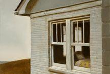 Window & Doorway Paintings / by Gypsy