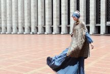 Modern fashion for muslim and islamic architecture / Itang Yunasz , Nirmala photos by @yannisyer