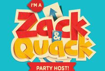 ZACK & QUACK TWITTER PARTY