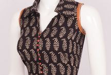 Cotton blouses