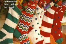 Craft things for xmas / Christmas stockings